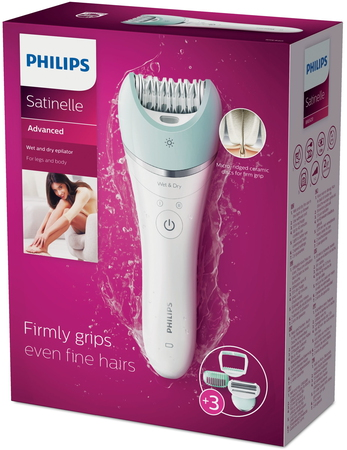 Philips Epilateur BRE620/00