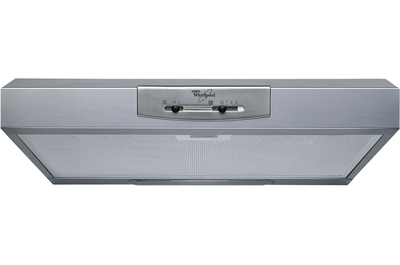 Whirlpool Whirlpool AKR 409 IX Semi built-in (pull out) cooker hood 305m³/h Acier inoxydable hotte