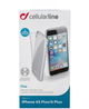 "Cellular Line 5.5"" Housse Transparent"