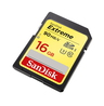 Sandisk Sandisk 16GB Extreme SDHC U3/Class 10 16Go SDHC UHS-I Classe 10 mémoire flash
