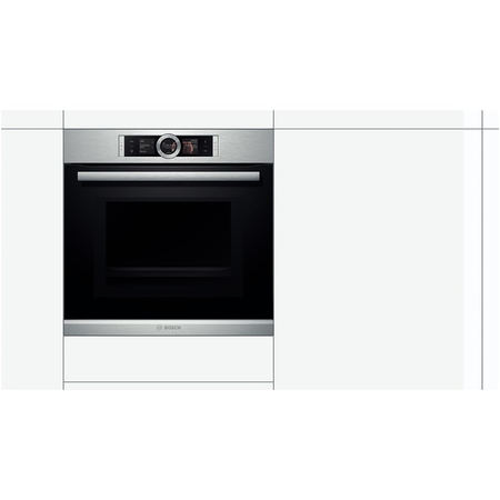 Bosch Four encastrable HMG636RS1 PerfectBake