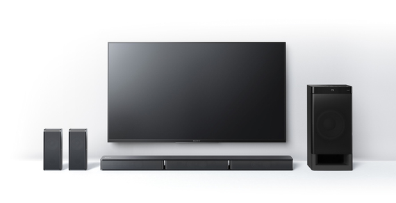 Sony Barre de Son HT-RT3 - 5.1 canaux