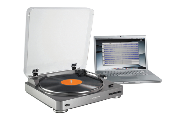 Audio Technica AT-LP60 Tourne-Disque