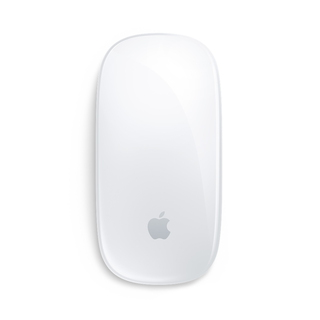 Apple Apple Magic mouse 2 Bluetooth Ambidextre Argent, Blanc souris