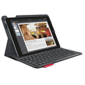 Logitech Type+ Bluetooth clavier iPad Air 2 Noir