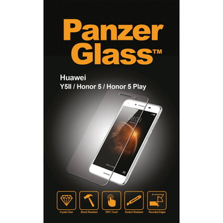 Panzerglass Protection d'écran transparent Huawei Y5II, Honor 5, Honor 5 Play