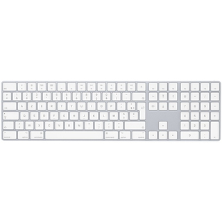 Apple Apple MQ052F/A Bluetooth AZERTY Français Blanc clavier
