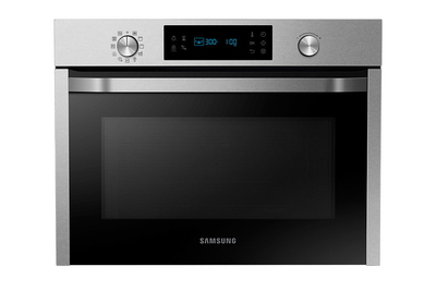 Samsung Four micro-ondes encastrable NQ50J3530BS Combi compact