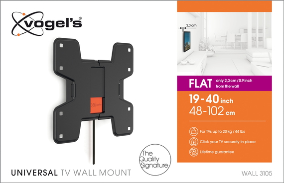 Vogels WALL 3105 Support TV - Mur