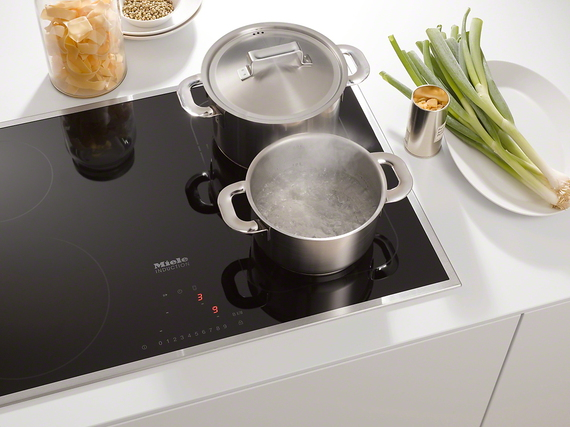 Miele Taque induction KM6347