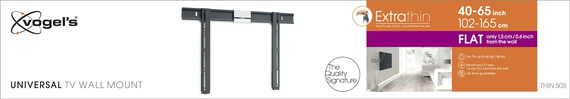 Vogels THIN 505 Support TV - Mur