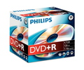 Philips Philips DVD+R DR4S6J10C/10