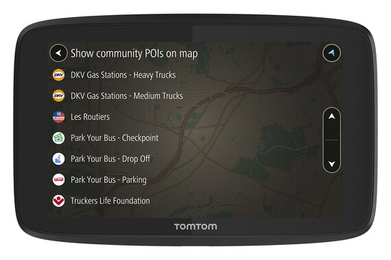 TomTom GO Professional 6250 - Europe