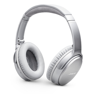 Bose Casque sans fil Bluetooth QuietComfort QC35 II Argent