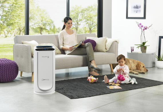 Rowenta Purificateur d'air Pure air PU4020
