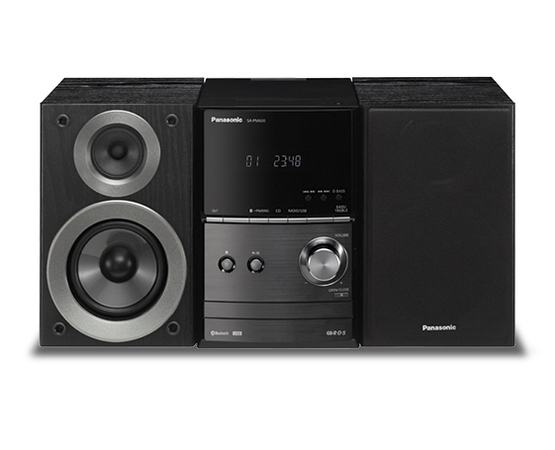 Panasonic SC-PM600 Home audio micro system 40W Noir