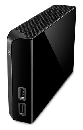 Seagate Backup Plus Hub 4 To Noir