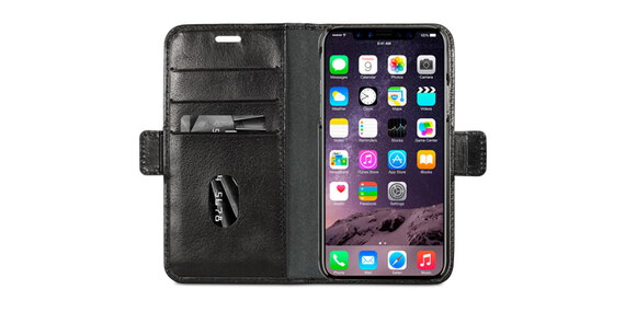Dbramante Lynge Wallet - iPhone X - Noir