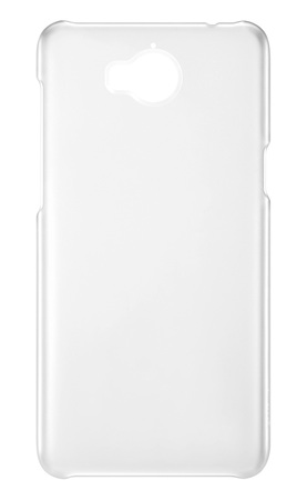 Huawei Backcover pour Y6 (2017) - Transparant