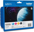 Brother LC-970 4-couleurs Value Pack