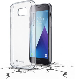 Cellular Line Clear Duo pour Galaxy A3 (2017)