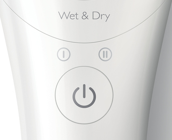 Philips Épilateur Satinelle Prestige Wet & Dry BRP586/00