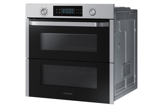 Samsung Four encastrable NV75N5671RS Dual Cook Flex