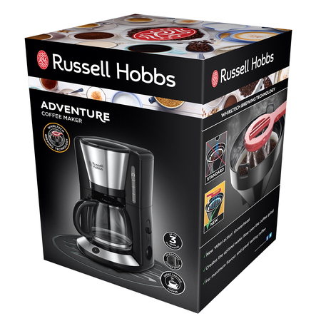 Russell Hobbs Machine à café Adventure 24010-56