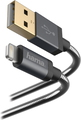 Hama Câble Metall Lightning vers USB 2.0