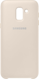Samsung Dual Layer Backcover pour Galaxy J6 (2018)