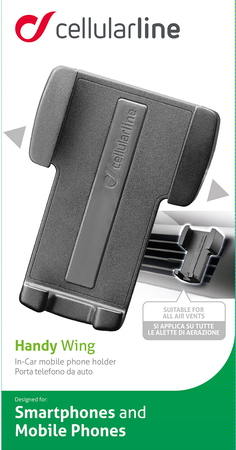 Cellular Line Support ailette d'aération Handy Wing