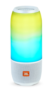 JBL Pulse 3 Enceinte Bluetooth - Blanc
