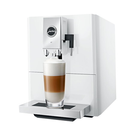 Jura Machine à expresso automatique A7 15125  PianoWhite