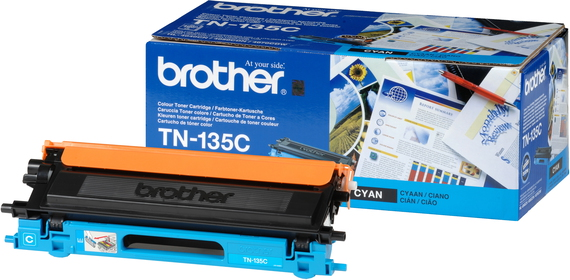 Brother Brother TN135C 4000pages Cyan