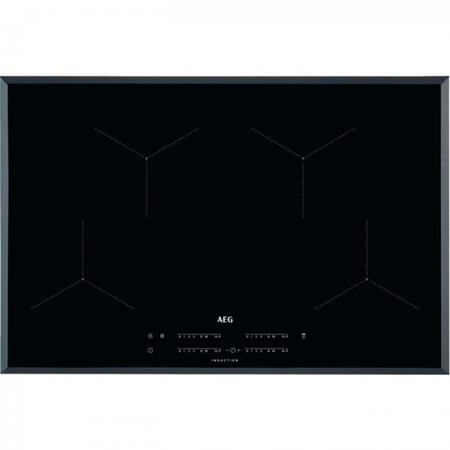 AEG Table de cuisson IKB84431FB Hob2Hood
