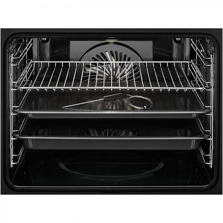 AEG Four encastrable BPE556220M SteamBake