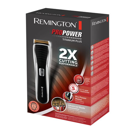 Remington  Tondeuse Pro Power Titanium Plus  HC7150