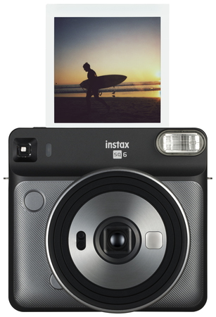 Fuji instax SQ6 Graphite Gray
