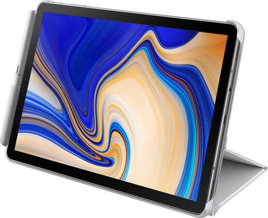 Samsung Bookcover pour Galaxy Tab S4 - Argent