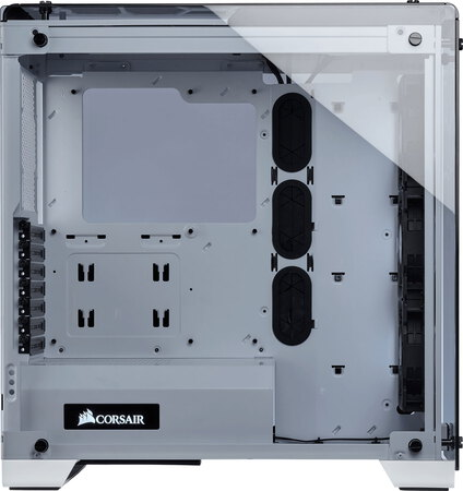 Corsair Crystal Series™ 570X RGB Blanc - CC-9011110-WW