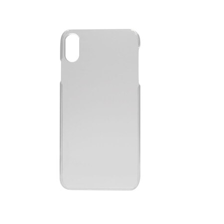 Tones Backcover pour iPhone XS Max - Blanc