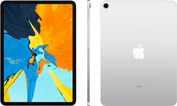 "Apple iPad Pro (2018) 11"" Wi-Fi 1 To Argent"