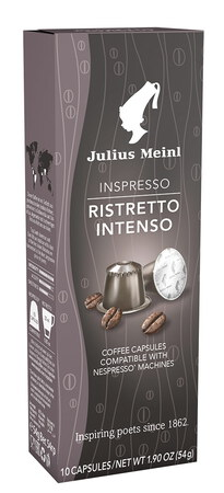 Julius Meinl Capsules - Ristretto Intenso - 10 pack