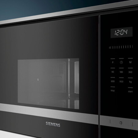 Siemens Micro-ondes encastrable BF555LMSO