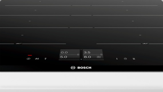 Bosch Taque induction PXY675JW1E Home Connect