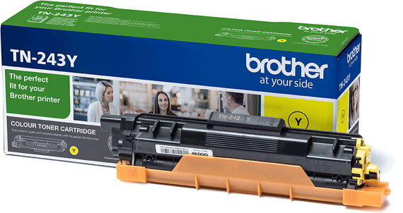 Brother Toner TN-243Y Jaune