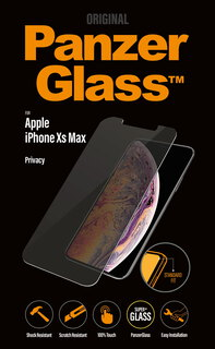 Panzerglass Film de protection privacy screen pour iPhone Xs Max