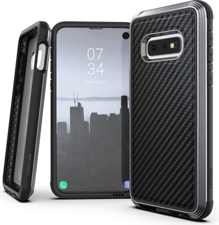 Samsung Defense Shield pour Galaxy S10e - Noir