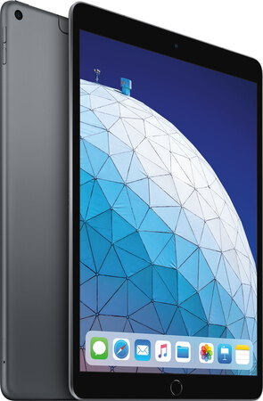 "Apple iPad Air (2019) 10,5"" 64 Go Wi-Fi + LTE Gris sidéral"