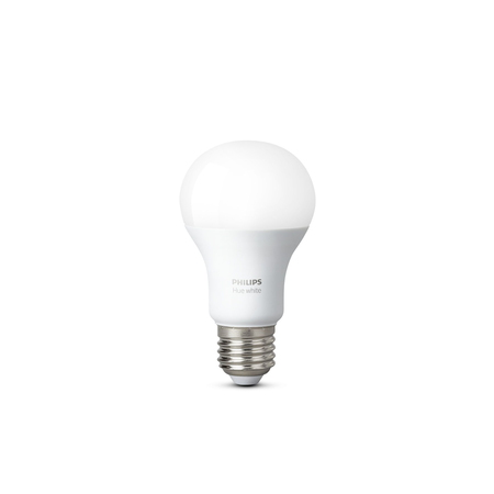 PHILIPS HUE Ampoule individuelle E27 - White 8718696449578